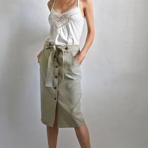 VALENTINO ROMA Pencil Skirt Sz